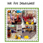 We are Detectives