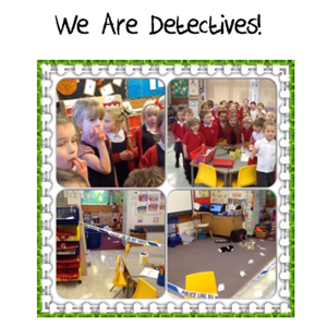 We are detectives 2014
