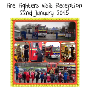 Firefighters Visit 2015