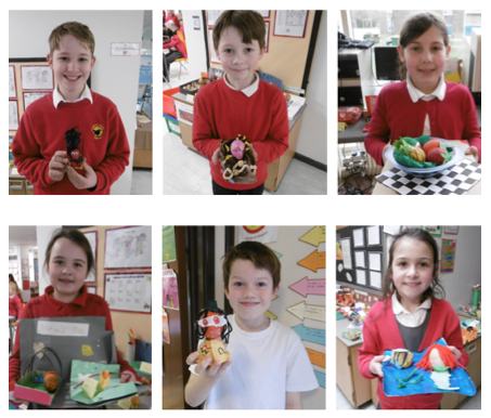 Egg Competition Yrs 3, 4 and 6