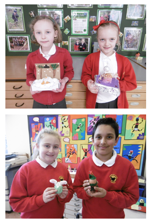 Egg Competition yr2 and yr5