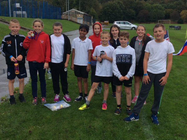 Kirklees cross country final