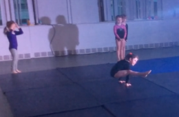 Mirfield Gymnastics Show