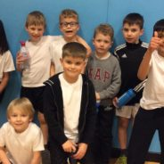Year 3 Basketball