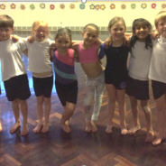 Mirfield KS1 Gymnastics Show