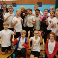 Mirfield Sports Hall Athletics competitions for Year 4, 5 and 6