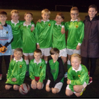 Year 6 boys' football tournament