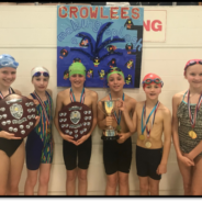 Spen Valley Swimming Gala 2019