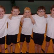 Year 4 Sports Hall Athletics