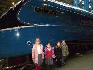 Year 2 National Railway Museum 12