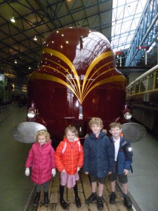 Year 2 National Railway Museum 13