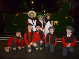 Year 2 National Railway Museum 16