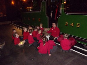 Year 2 National Railway Museum 2