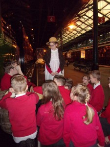 Year 2 National Railway Museum 4