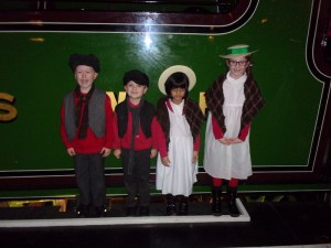 Year 2 National Railway Museum 6