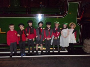 Year 2 National Railway Museum 7