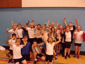 Year 4 Athletics 1