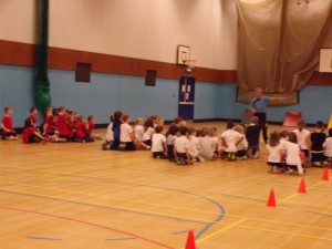Year 4 Athletics 11