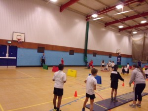 Year 4 Athletics 6