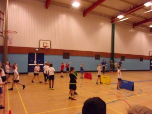 Year 4 Athletics 8